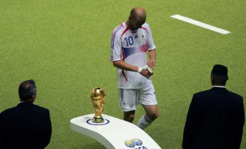 Remembering Zinedine Zidane's Anti-Hollywood Ending at the 2006 World Cup Final