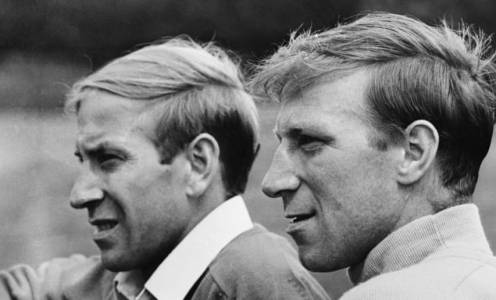 The Greatest Moments of Jack Charlton's Career