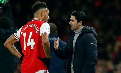 Mikel Arteta Insists Pierre-Emerick Aubameyang Is 'Willing to Stay' at Arsenal