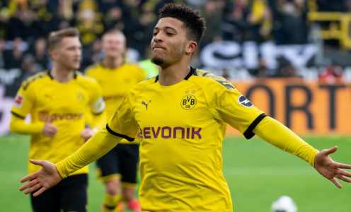 Borussia Dortmund Impose Deadline on Man Utd to Complete Jadon Sancho Signing