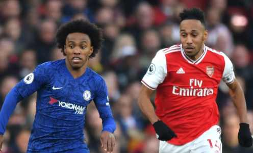 Arsenal Transfer Latest on Pierre-Emerick Aubameyang, Willian & Philippe Coutinho