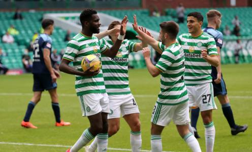 Celtic 5-1 Hamilton: Rampant Hoops Lay Down 10-in-a-Row Marker at Accies' Expense