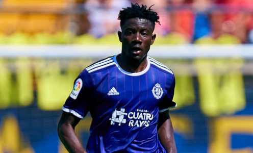 Southampton Sign Defender Mohammed Salisu from Real Valladolid