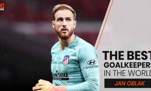 Jan Oblak: The Guardian Angel of the Meanest Defence in the World