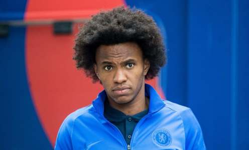 Willian Could Be Confirmed as Arsenal Player Next Week