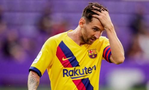 Lionel Messi to Return to Barcelona Training on Monday as Fans Protest at Camp Nou