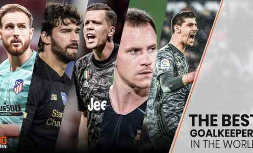 The 5 Best Goalkeepers in the World – Ranked