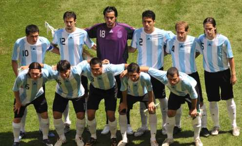 Remembering the Star-Studded Argentina Team Who Romped to Olympic Gold in 2008