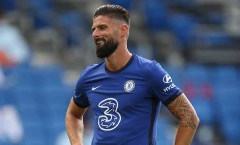Olivier Giroud to Remain at Chelsea Despite Serie A Interest