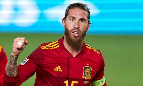 Sergio Ramos Becomes Highest Scoring Defender in International Football History