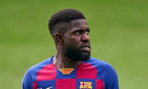 Arsenal & Manchester United Among Clubs Tipped for Samuel Umtiti Move