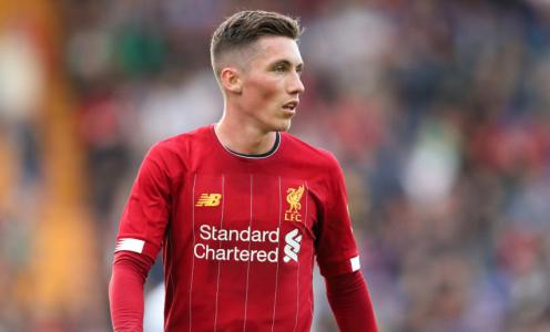Liverpool Make Decision on Harry Wilson's Future at Anfield