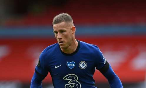 Aston Villa Confirm Signing of Ross Barkley From Chelsea on Season-Long Loan