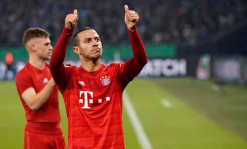 Liverpool Announce Signing of Thiago Alcantara From Bayern Munich