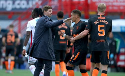 Rangers vs Dundee United Preview: How to Watch on TV, Live Stream, Kick Off Time & Team News
