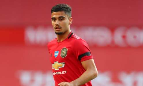 Lazio 'Open Talks' Over Deal for Manchester United's Andreas Pereira