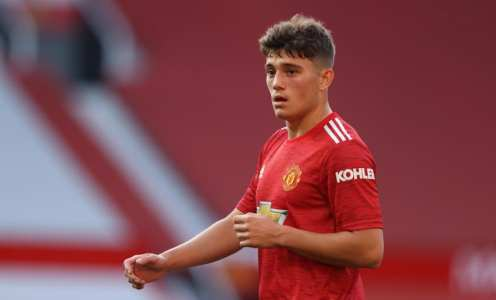 Crystal Palace Join Leeds in Race for Man Utd's Daniel James