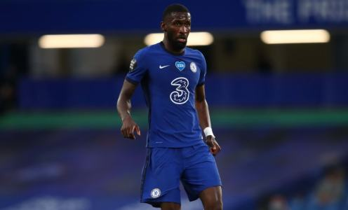 Antonio Rüdiger Determined to Win Back Starting Spot at Chelsea