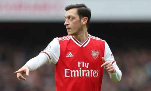 Arsenal Outcast Mesut Ozil Linked With MLS Switch in January
