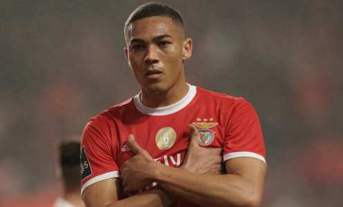 Tottenham Confirm Loan Signing of Benfica's Carlos Vinicius With €42m Option to Buy