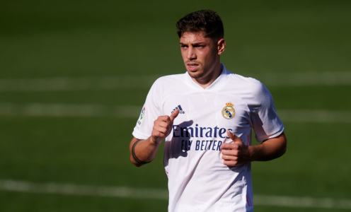 Manchester United Target Unlikely Move for Real Madrid's Federico Valverde