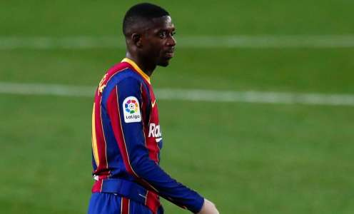 Barcelona Keen to Offer Ousmane Dembele New Contract