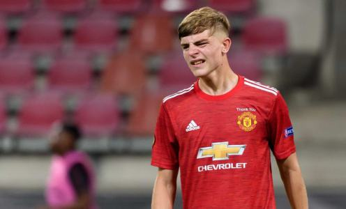 Newcastle Eyeing Loan Move for Manchester United's Brandon Williams