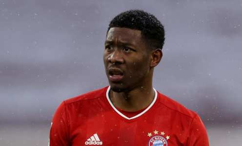 Manchester City to make no approach for Bayern Munich defender David Alaba