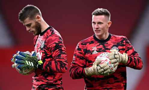 Manchester United planning to trim number of goalkeepers in summer