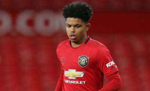 The Manchester United youngsters who could make their first-team debut this season