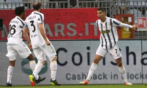 Cagliari 1-3 Juventus: Player ratings as Cristiano Ronaldo scores hat-trick for Juve