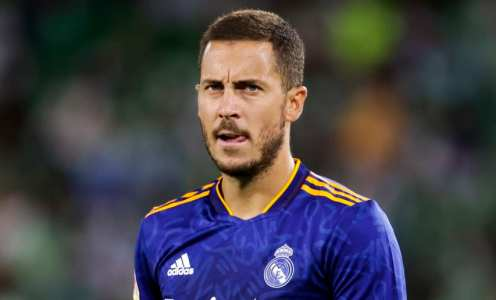 Eden Hazard eager to 'prove his worth' at Real Madrid