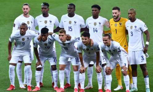 France predicted lineup vs Finland – World Cup qualifier