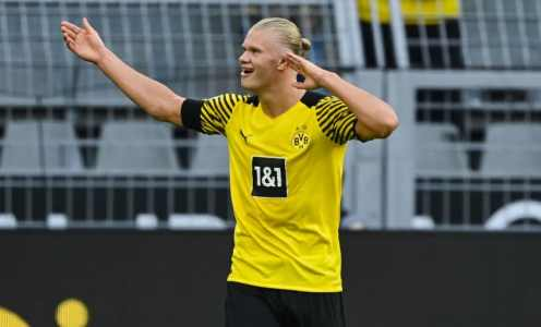 Dortmund sporting director clarifies position on sale of Erling Haaland in 2021