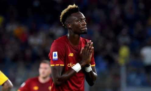 How Tammy Abraham performed on Serie A debut for Roma