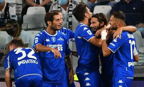 Juventus 0-1 Empoli: Player ratings as Bianconeri suffer shock defeat to Serie A newcomers