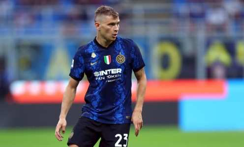 Inter looking to extend Nicolo Barella's contract