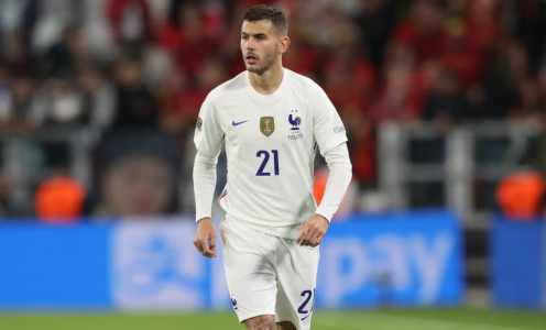 Lucas Hernandez given deadline to report to prison