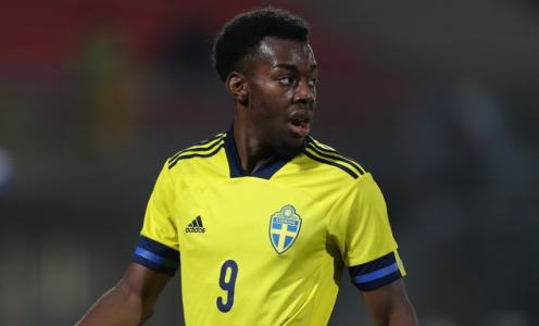 Man Utd's Anthony Elanga suffers alleged racist abused playing for Sweden Under-21s
