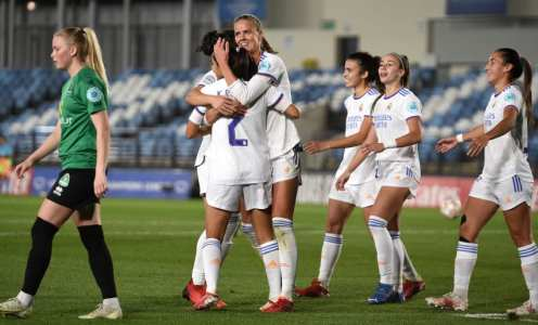 Women's Champions League – matchday 2 fixtures & results