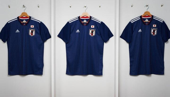 Adidas e Giappone per il Mondiale 2018 | numerosette.eu
