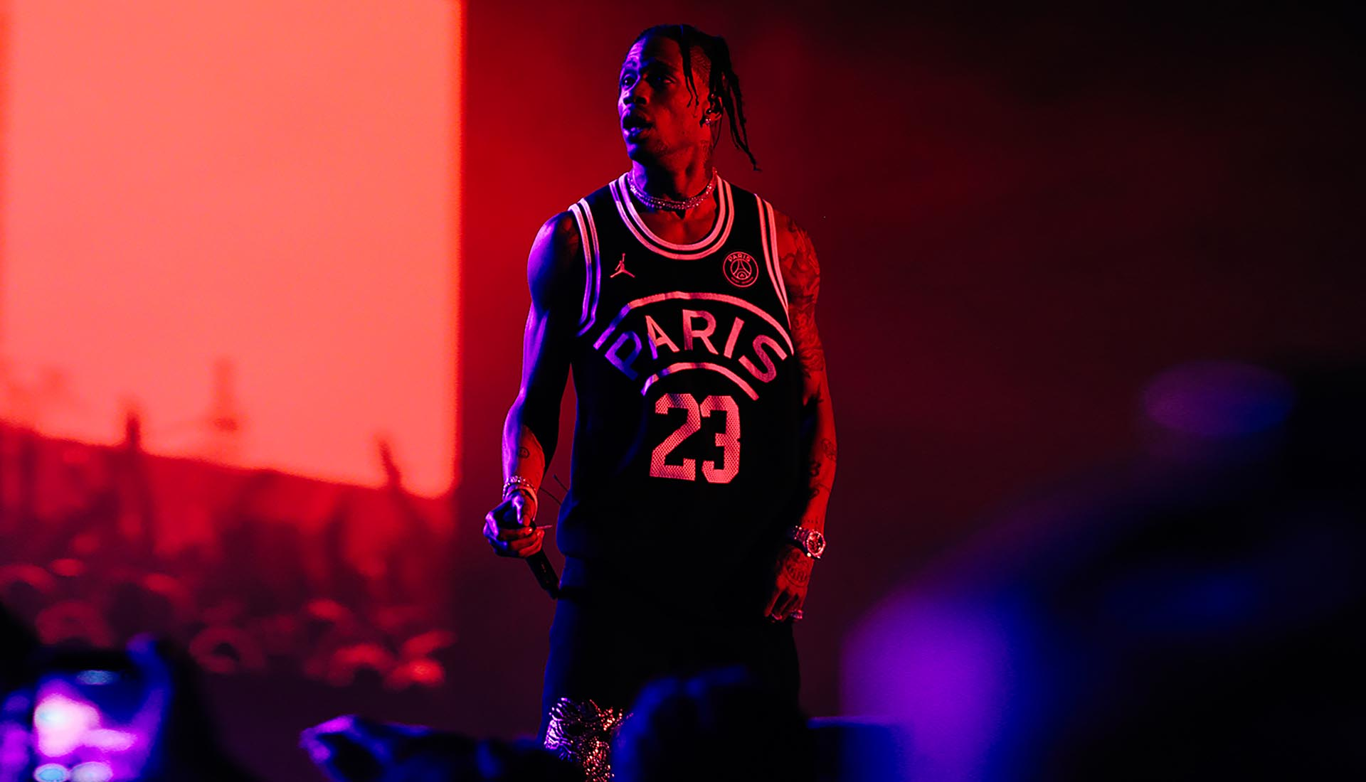 travis scott reveals psg x jordan