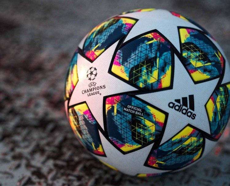 adidas Unveil The 2019/20 Champions League Match Ball ...