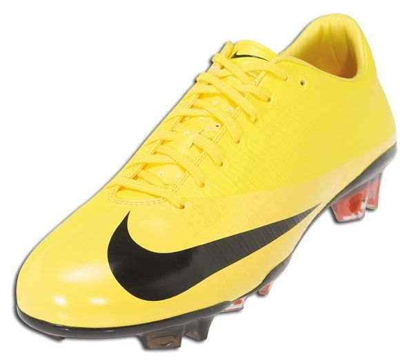 nike mercurial vapor superfly in yellow soccer cleats 101. Black Bedroom Furniture Sets. Home Design Ideas