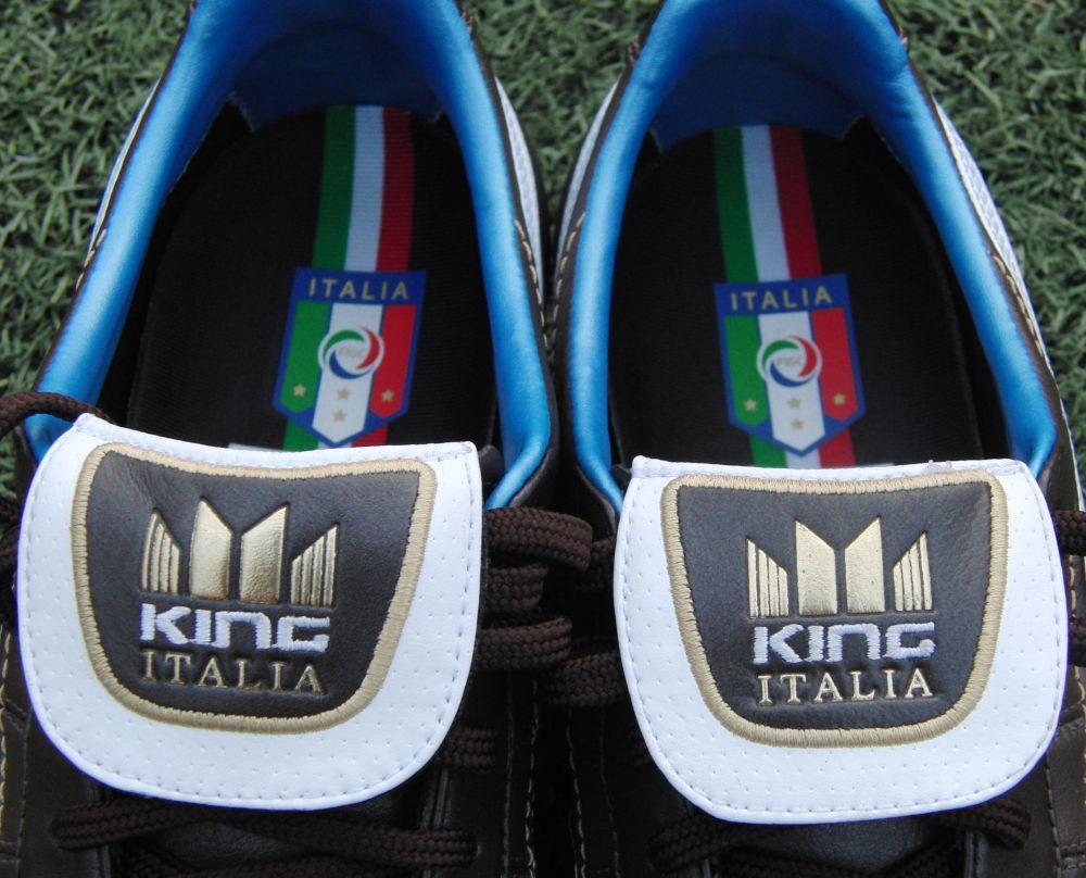 low priced 9d600 9ab3f Puma King XL Italia Bootbag Puma King XL Italia Tongue