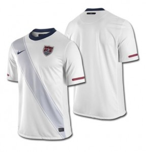 US Mens National Team Jersey 2010/11