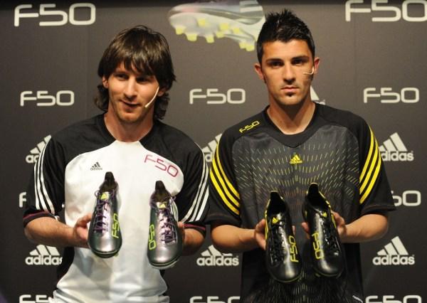 Messi Villa F50 adizero