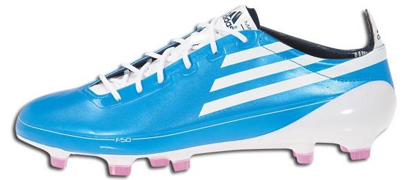 Adidas Adizero Cyan White
