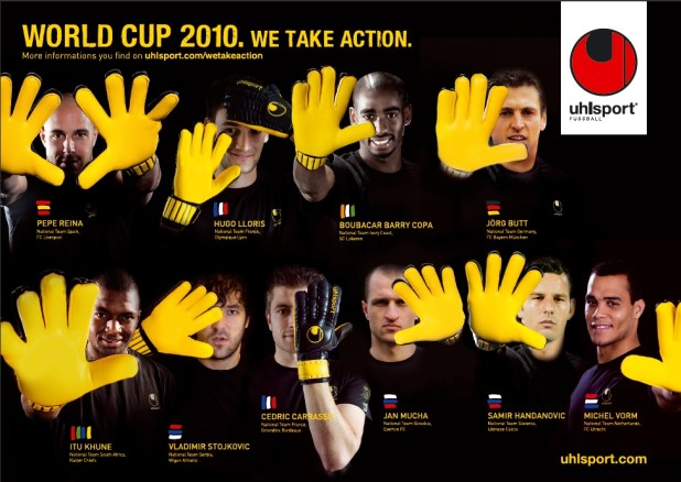 Uhlsport World Cup 2010