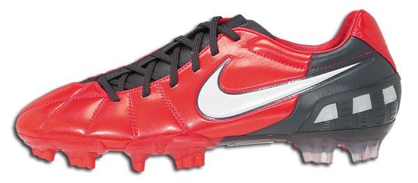 Nike T90 Laser III Red